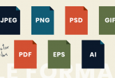 Layout of the file formats